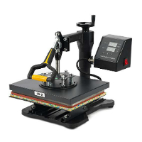 CO-Z Heat Press Machine