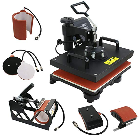 F2C Pro Swing-Away Digital Transfer Heat Press