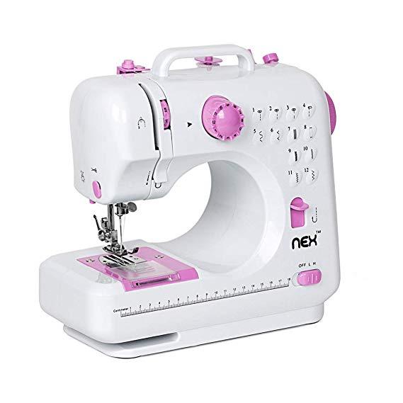 NEX Kids Portable Sewing Machine