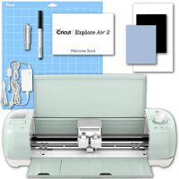 Cricut Explore Aire 2 Bundle