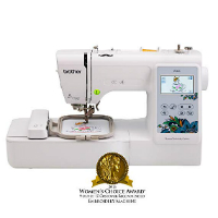 ​Brother Embroidery Machine PE535