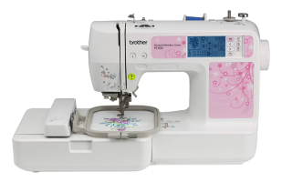 Brother PE500 4x4 Embroidery Machine