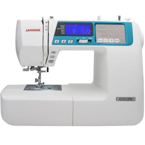Janome 4120QDC