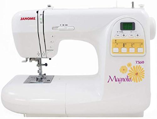 Janome Magnolia 7360